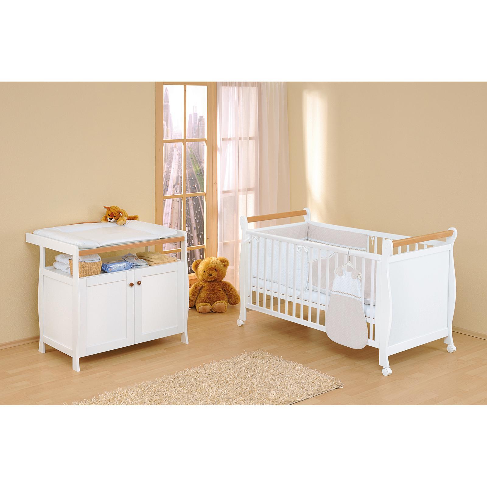 Pack duo bébé pack de deux meubles pour aménager la chambre bébé