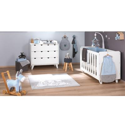 poudre d 39 toiles bleu de noukie 39 s sur berceau magique. Black Bedroom Furniture Sets. Home Design Ideas