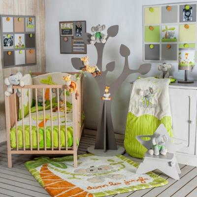 Jungle collection jungle de la marque titoutam for Collection chambre bebe garcon