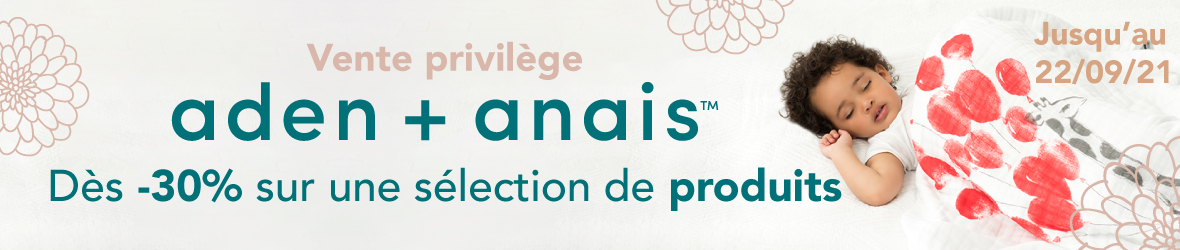Nouvelle collection aden+anais