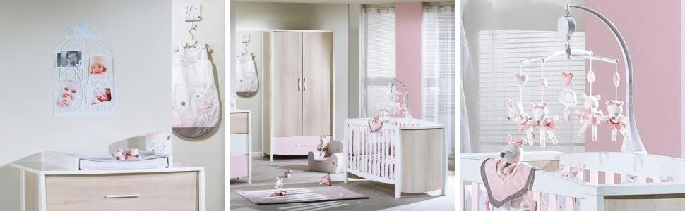 Lilibelle   déco et linge pour enfant de la marque Sauthon 7f53cb86ab3