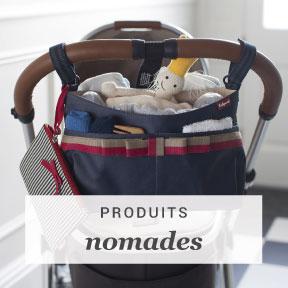 Produits nomades