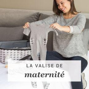 Valise maternité