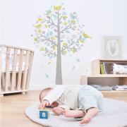 Chambre bébé Nature : déco et mobilier | Berceau magique