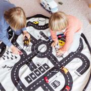 Chambre enfant voiture : déco et mobilier | Berceau magique