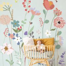 Thème déco pour la chambre de bébé | Berceau magique