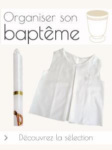 Tout pour son bapt�me